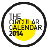 The Circular Calendar for the year 2014
