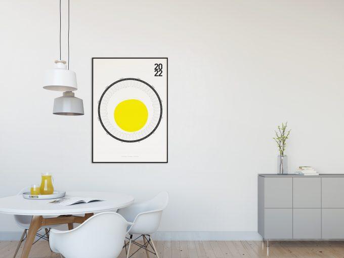 Circular Calendar 2022